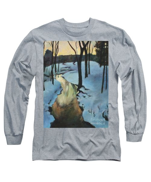 Parlee Farm Sunset Creek Long Sleeve T-Shirt