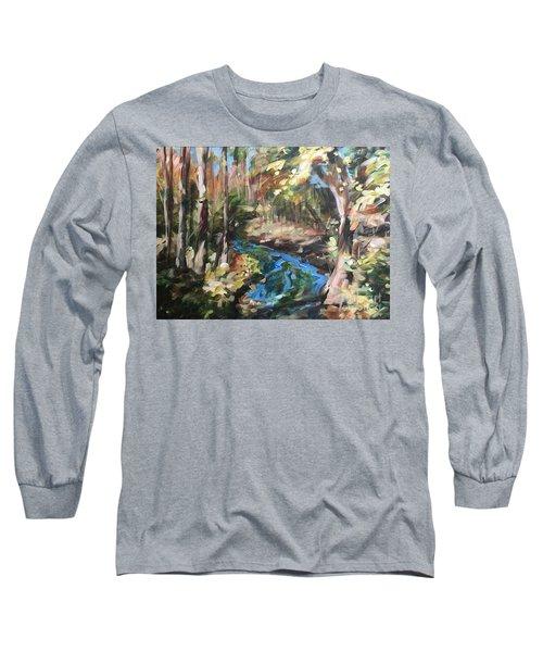 Parlee's Farm Fall Creek Long Sleeve T-Shirt