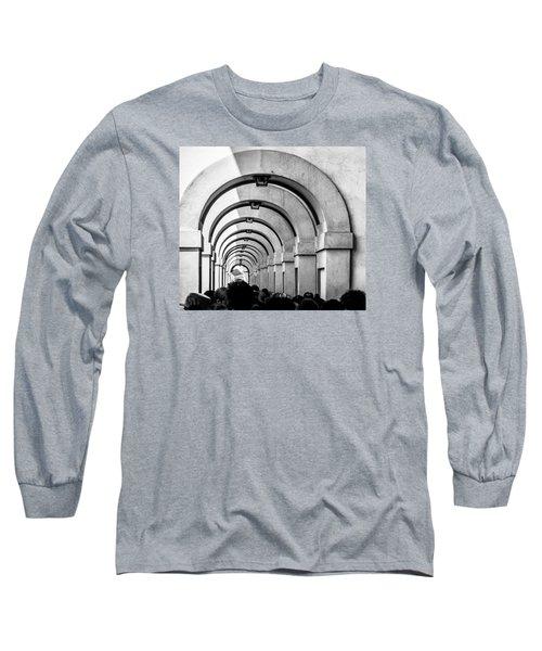 Passageway At The Arno Long Sleeve T-Shirt
