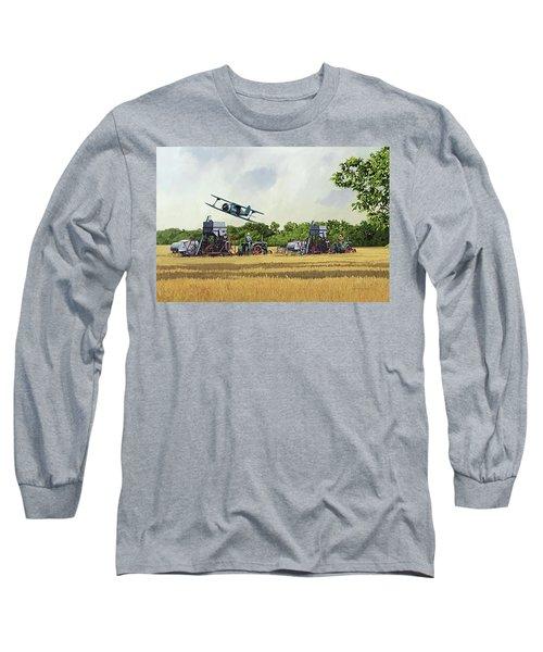 Cutting It Close Long Sleeve T-Shirt