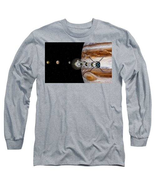 Passing The Storm Long Sleeve T-Shirt