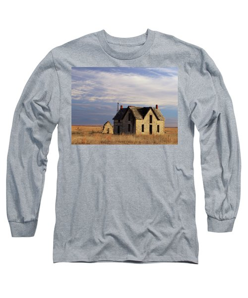 Passing Time Long Sleeve T-Shirt by Christopher McKenzie