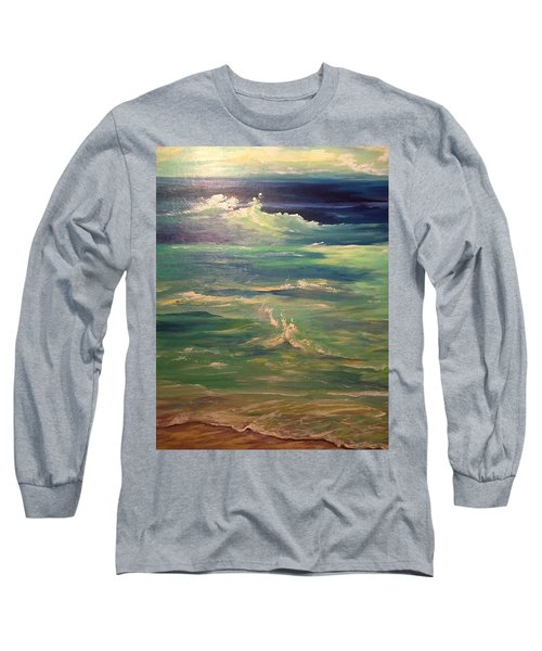 Passion Long Sleeve T-Shirt by Heather Roddy
