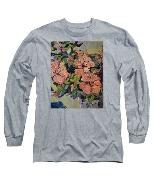 Passion In Dubrovnik Long Sleeve T-Shirt by Julie Todd-Cundiff
