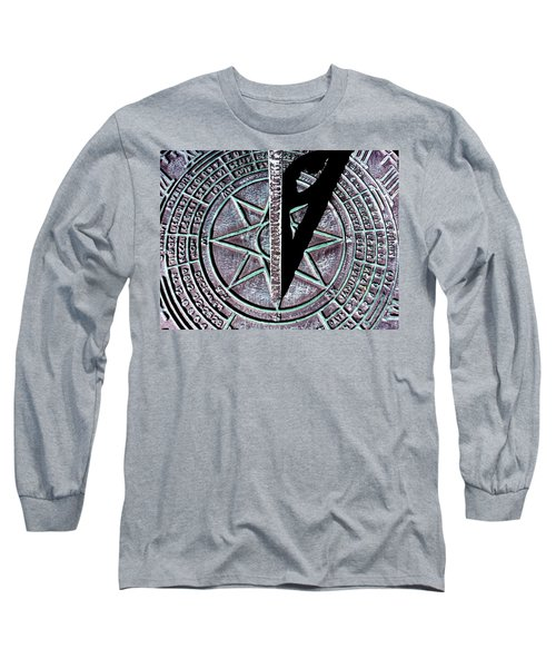 Long Sleeve T-Shirt featuring the photograph Past Time by Robert Knight