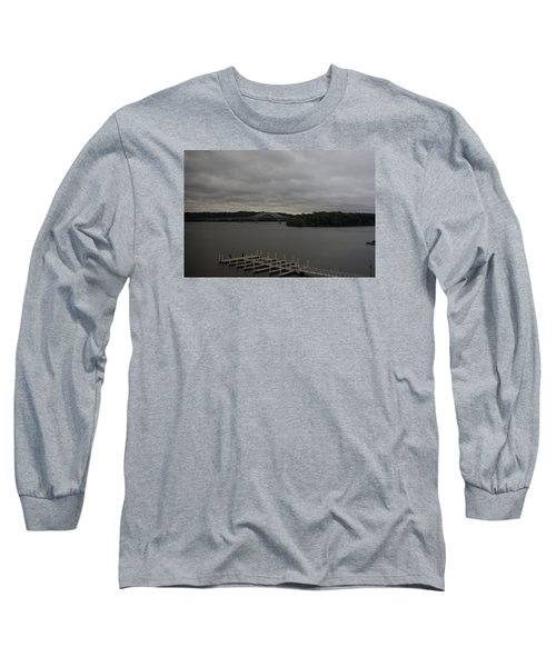 Patapsco River Long Sleeve T-Shirt