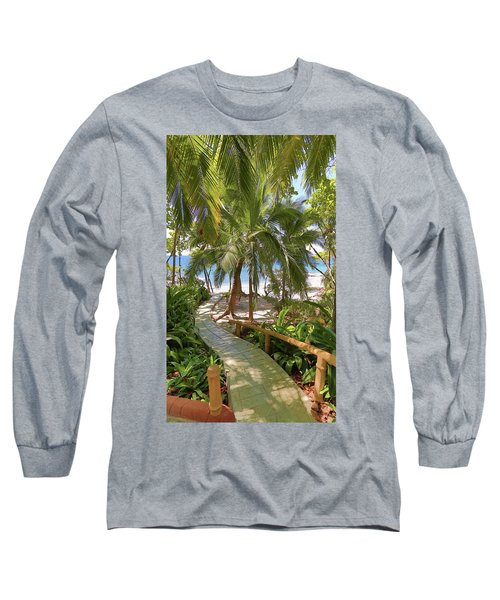 Path To Paradise Long Sleeve T-Shirt
