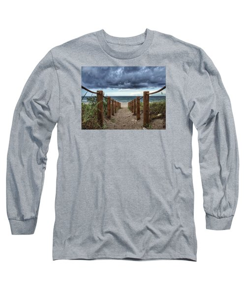 Pathway To The Clouds Long Sleeve T-Shirt
