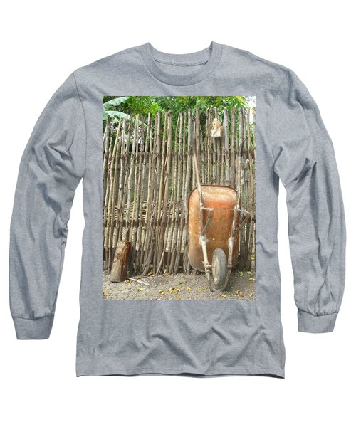 Patio 4 Long Sleeve T-Shirt