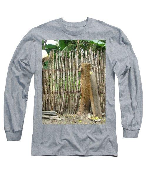 Patio 5 Long Sleeve T-Shirt