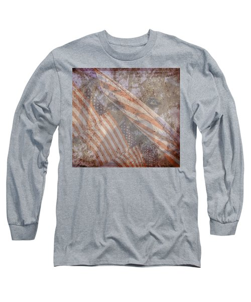 Patriotic Lab Long Sleeve T-Shirt