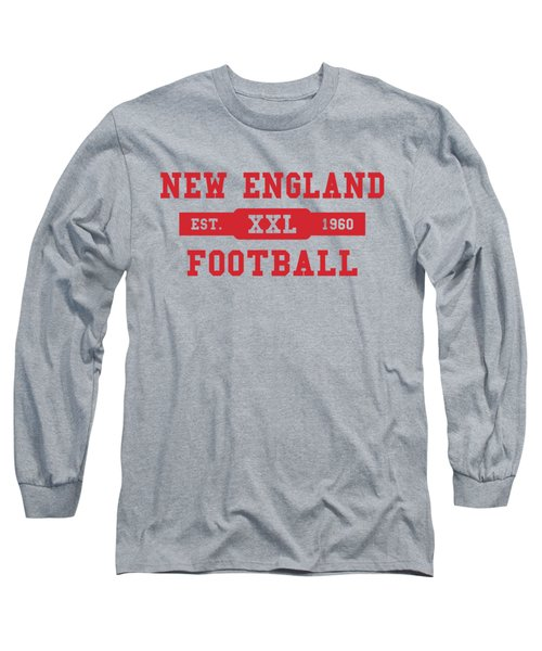 Patriots Retro Shirt Long Sleeve T-Shirt