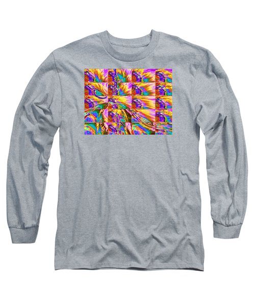Pattern 326 _ Joy Long Sleeve T-Shirt