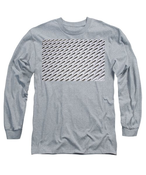 Pattern Background Long Sleeve T-Shirt
