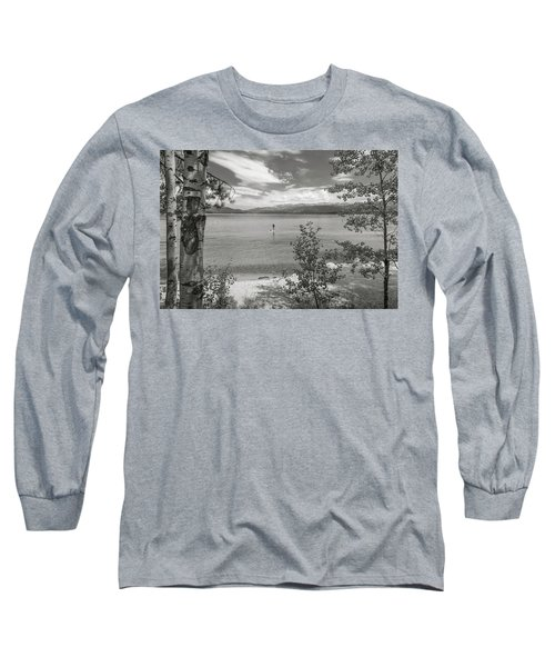 Payette Lake Boarder Long Sleeve T-Shirt
