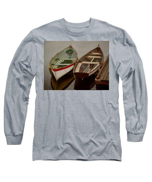 Peace At Last Long Sleeve T-Shirt