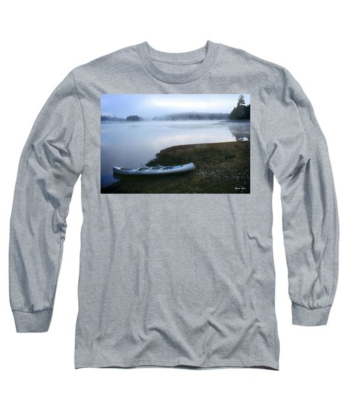 Peace, Be Still Long Sleeve T-Shirt
