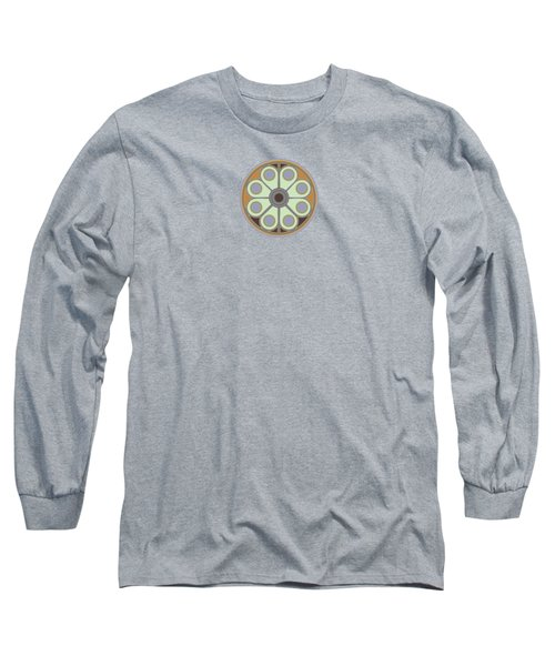 Peace Flower Long Sleeve T-Shirt