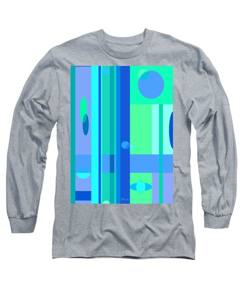 Peaceful Easy Feeling Long Sleeve T-Shirt by Brooks Garten Hauschild