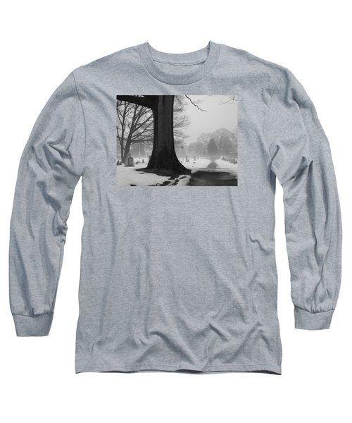 Peaceful Path Long Sleeve T-Shirt
