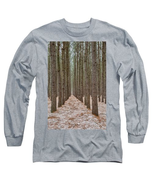 Peaceful Pines Long Sleeve T-Shirt