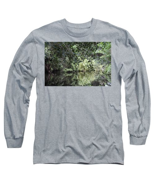 Peaceful Reflections Long Sleeve T-Shirt