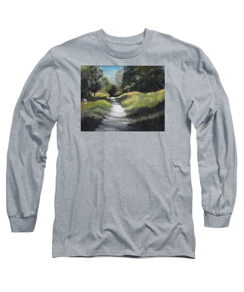 Peaceful Walk In The Foothills Long Sleeve T-Shirt