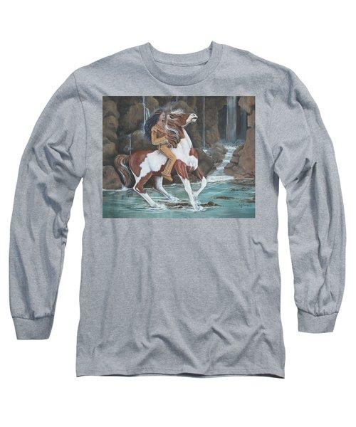 Peacemaker's Ride Long Sleeve T-Shirt
