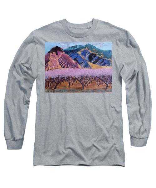 Peach Orchard Canigou Long Sleeve T-Shirt