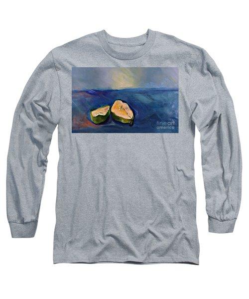 Pear Split Long Sleeve T-Shirt