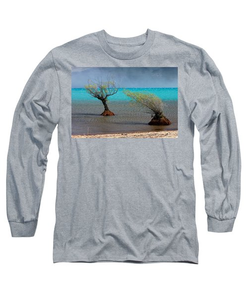 Peculiar Trees Long Sleeve T-Shirt