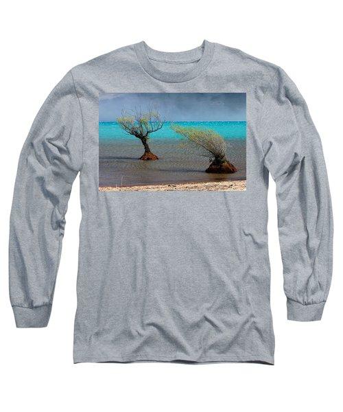 Peculiar Trees Long Sleeve T-Shirt