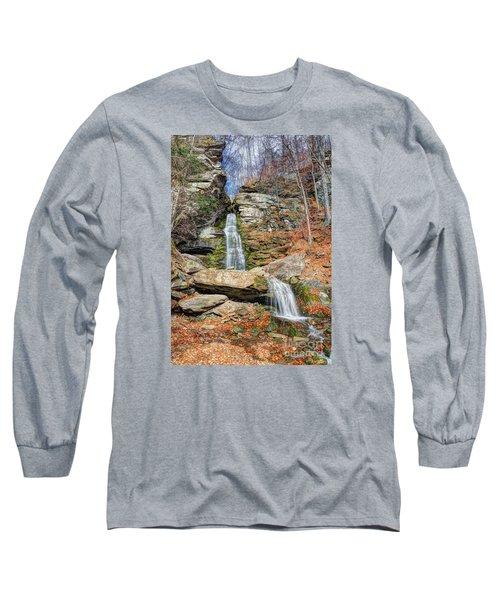 Peek A Moose Long Sleeve T-Shirt
