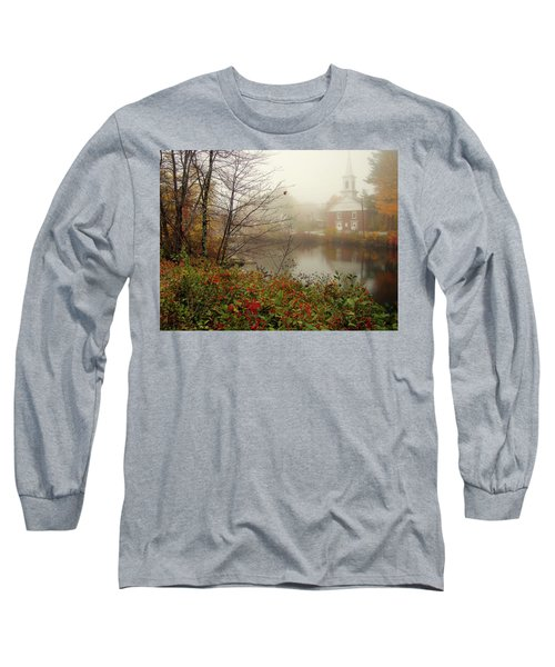 Foggy Glimpse Long Sleeve T-Shirt