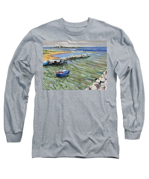 Peerlessly Outbound Long Sleeve T-Shirt