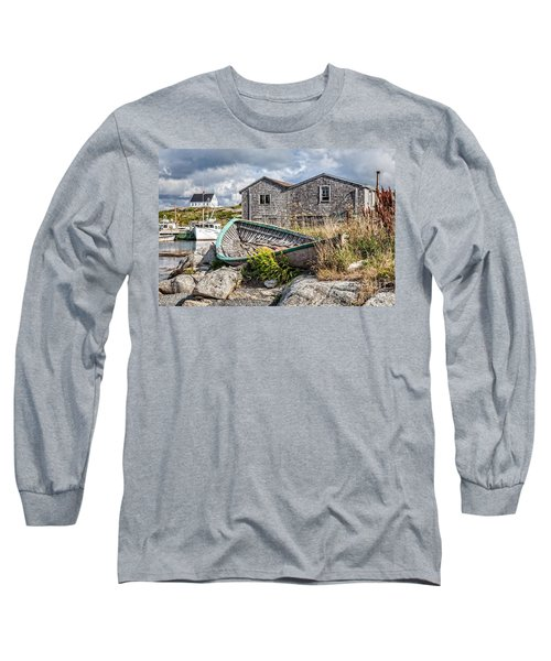 Peggy's Cove Long Sleeve T-Shirt