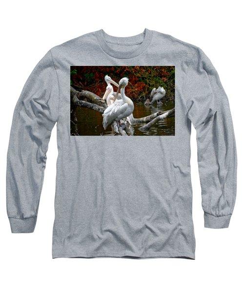 Pelicans Long Sleeve T-Shirt