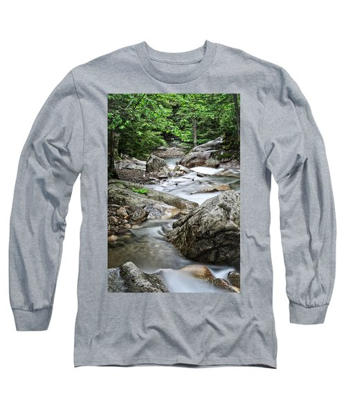 Pemigewasset River Nh Long Sleeve T-Shirt