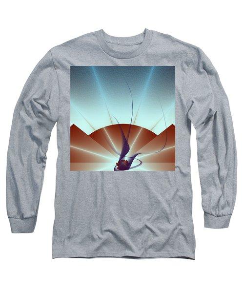 Penman Original-502 The Rising 2016 Long Sleeve T-Shirt by Andrew Penman