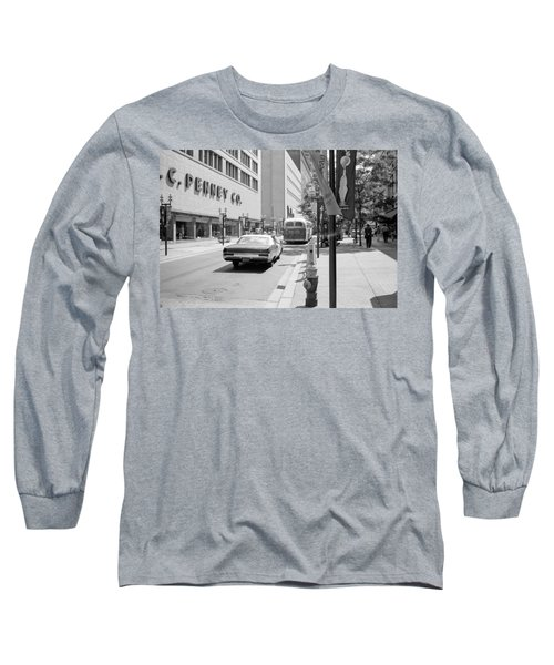 Penney's And Donaldsons 1971 Long Sleeve T-Shirt