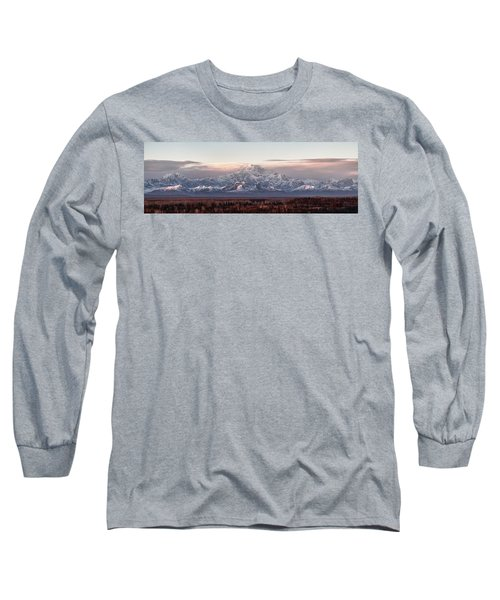 Pensive Long Sleeve T-Shirt