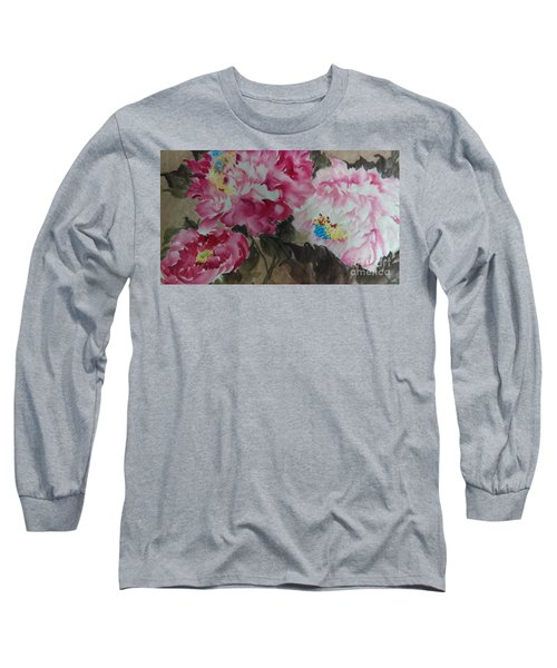 Peoney20161229 Long Sleeve T-Shirt