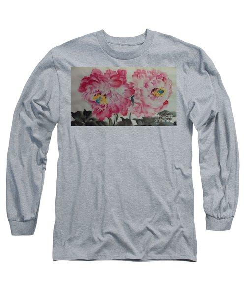 Peoney20161230_624 Long Sleeve T-Shirt