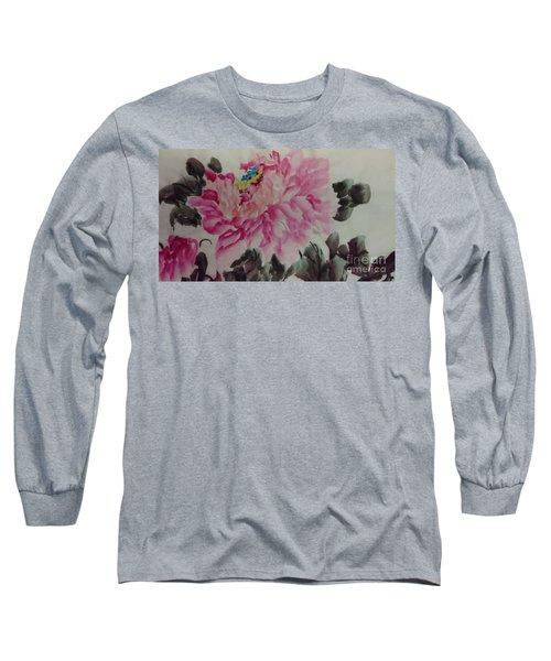 Peoney20161230_6247 Long Sleeve T-Shirt