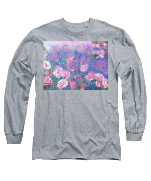 Peonies Long Sleeve T-Shirt