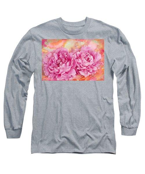 Peony Fiesta Long Sleeve T-Shirt