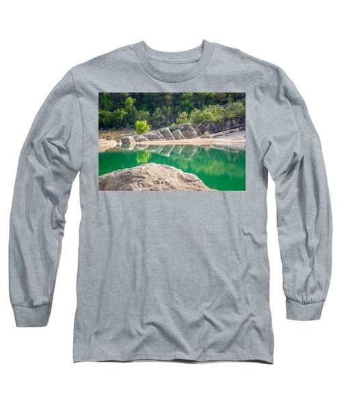 Perdernales Falls Long Sleeve T-Shirt