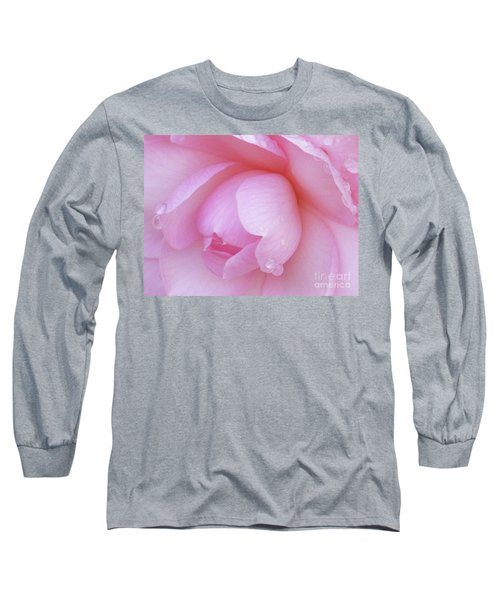 Perfect Pink Long Sleeve T-Shirt