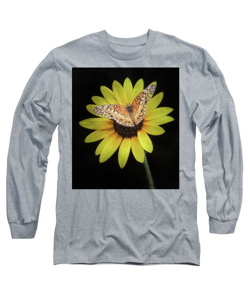 Perfect Timing Long Sleeve T-Shirt by Elaine Malott