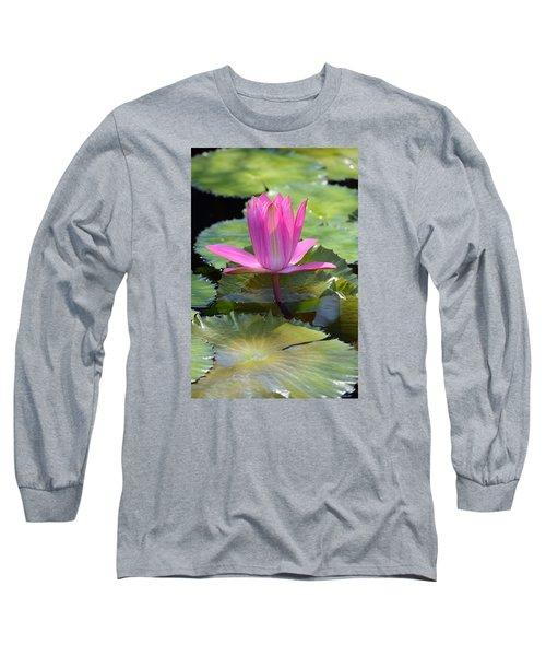 Perfection Long Sleeve T-Shirt by Deborah  Crew-Johnson